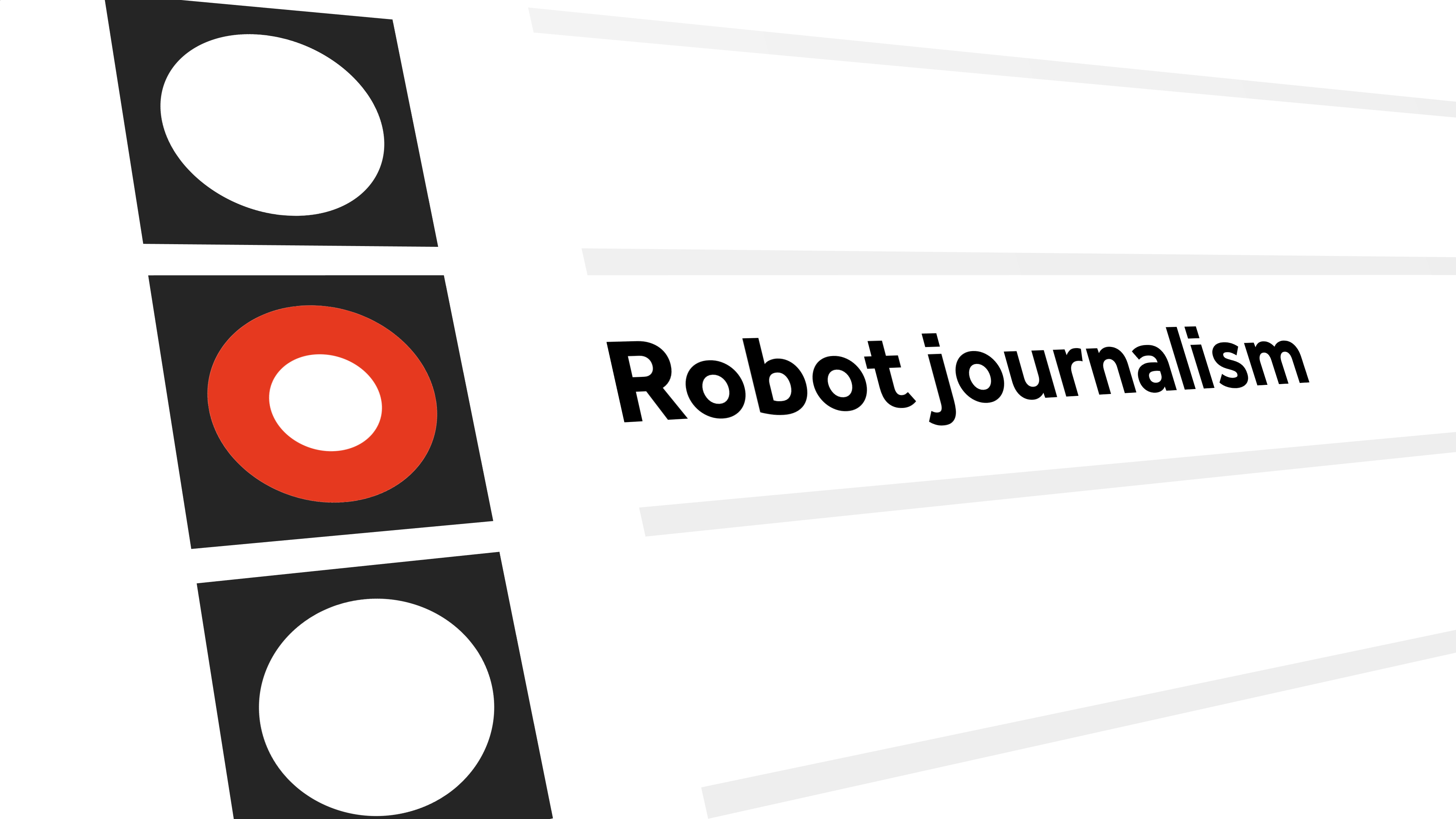 "Voting form with ""Robot journalism"" as a candidate"